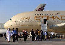 Las Aerolíneas Argentinas acuerdan con Etihad más conexiones con Oriente Medio