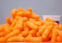 Snack de la marca Cheetos