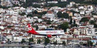 Air Berlin se declara en quiebra