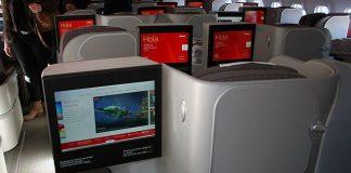 La clase iberia premium se lanzó el pasado mes de mayo.
