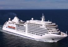 El buque Silver Muse