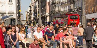 Los turistas mundiales han crecido un 6% respecto al pasado año.