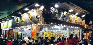 En Hong Kong hay una gran variedad gastronómica callejera.