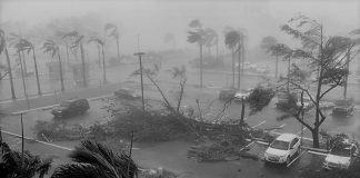 El huracán dejó la isla sin suministro eléctrico.