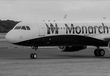Monarch era la quinta aerolínea más importante de UK.