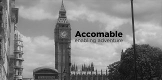The deal includes adding to the Airbnb website Accomable's roughly 1,100 house and apartment .