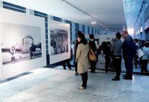 La exposición ha mostrado fotos, vídeos, documentos y objetos que forman parte del desarrollo de la aviación civil en España.
