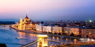 The Hungarian capital is the biggest of the three and boasts many sites of historical interest to visit.