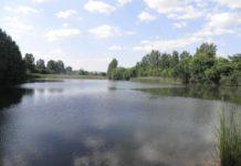 Aspecto habitual del cauce del río en años anteriores.