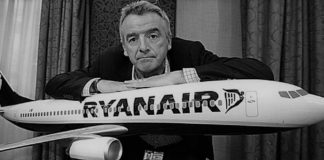 """La huelga fue anunciada ayer por la Asociación de Pilotos Irlandeses de Aerolíneas (IALPA), que incluye a en torno el 28 % del total de los """"contratados directamente"""""""