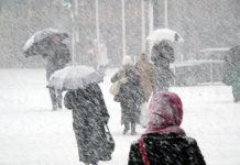 Las nevadas nevadas en el Pirineo dejarán 25 centímetros de espesor en 24 horas.