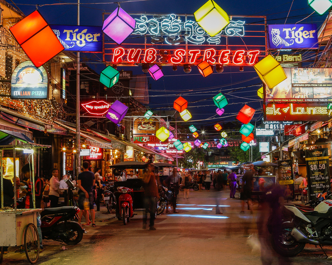 Cambodia - The Latest News from the UK and Around the