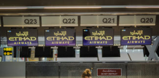 Powers will head the finances of Etihad Aviation Group (EAG)