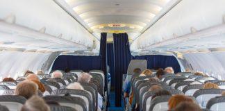 El avión es el transporte doméstico que más creció en 2017