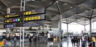 La llegada de viajeros al aeropuerto de Málaga creció un 46% en diez años