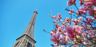 Paris tourism shakes post-attack lull to record decade-best 2017