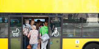 Germany considers plan for free public transport in polluted cities