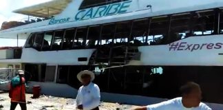 U.S. issues alert after tourist ferry explosion in Mexico