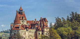 Castillo de Bran, también conocido como Castillo de Drácula