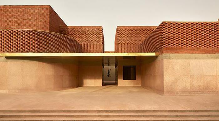 Yves Saint Laurent Marrakesh Museum 2