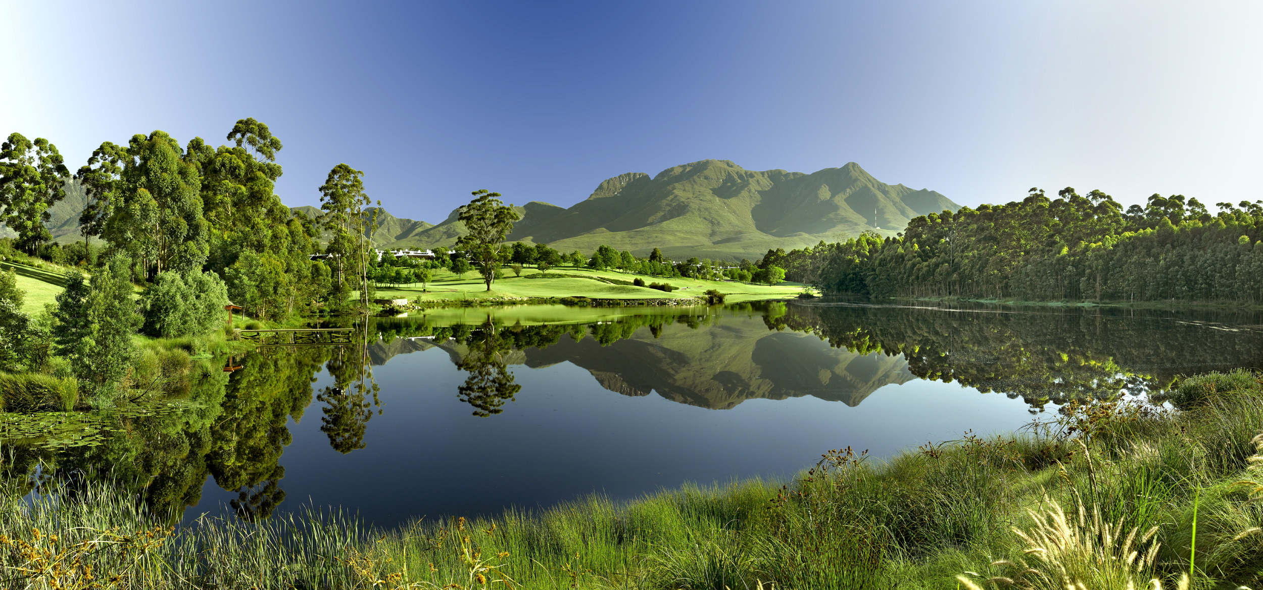 Fancourt, George, South Africa.Nov 2006.