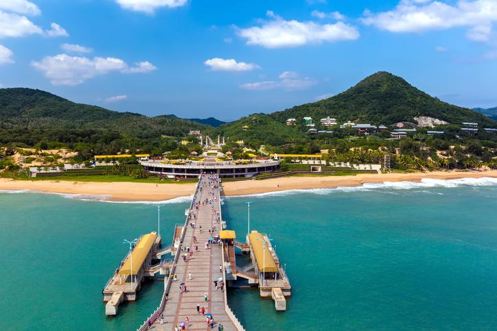 La Isla Tropical China De Hainan Permitirá Estancias Sin Visado De Un Mes