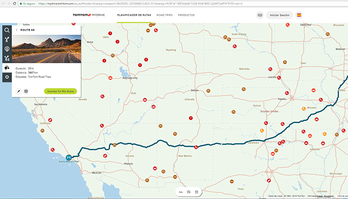 ruta66 USA