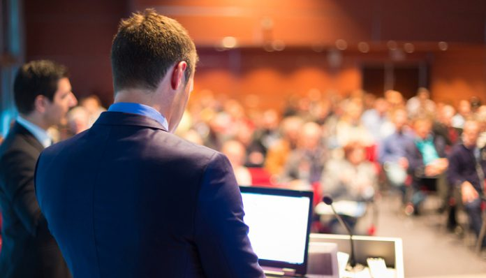 Organización de conferencia - evento