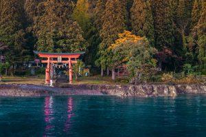 Lake Tazawa, Akita, Japan