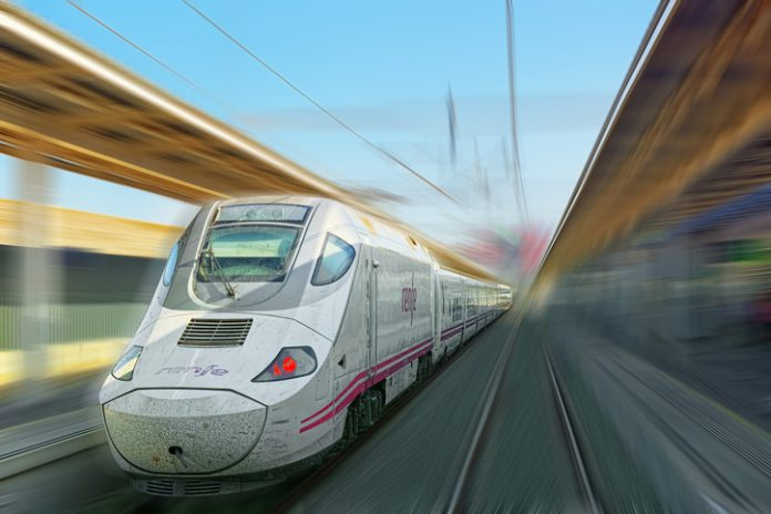 Renfe Texas Bullet Train
