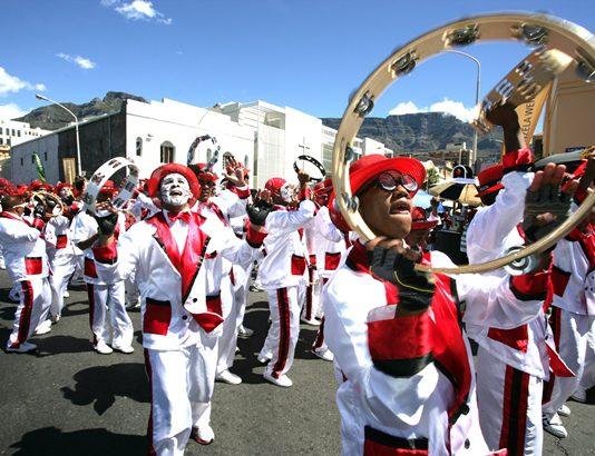 Carnaval - Ciudad del Cabo