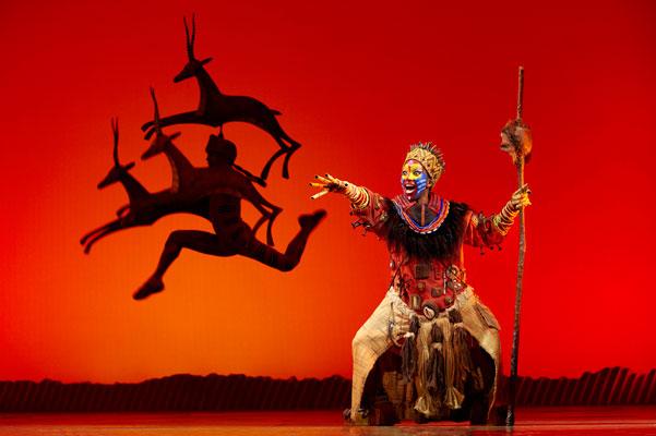 El Rey León Musical que ver esta navidad en Madrid