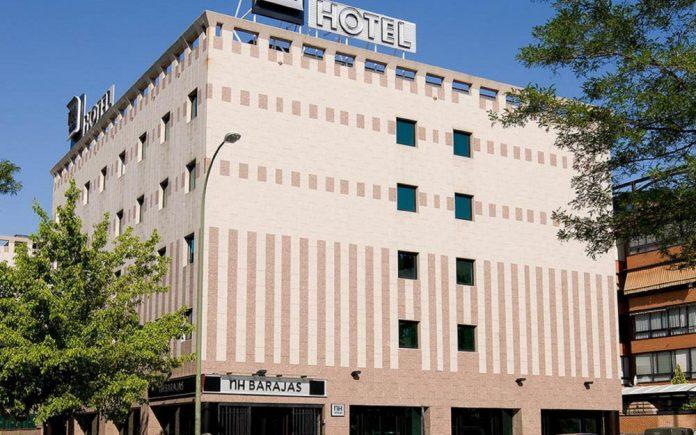 Un hotel de la cadena NH en Madrid.