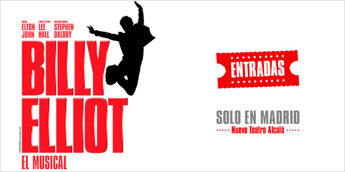 Musical Billy Elliot Madrid Navidad