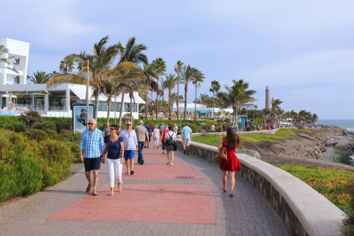 En poco tiempo el estado ha aportado 1,5 millones para la rehabilitación de infraestructuras turísticas maduras de Gran Canarias.