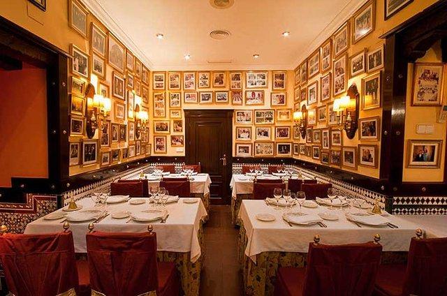 El restaurante El Faro es un clásico de la ciudad que lleva abierto 50 años.