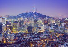 South Korea Skyline