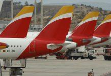"""Iberia cumple, así, con una sentencia del Tribunal Supremo que anula la cláusula llamada """"no-show''"""