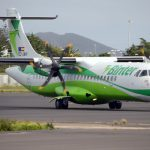 Binter ha llegado a operar un promedio de 180 vuelos diarios