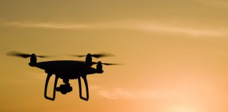 The drones were first spotted at Gatwick on Dec. 19