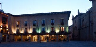 Parador (hospital S. XII) de Santo Domigo de la Calzada, La Rioja