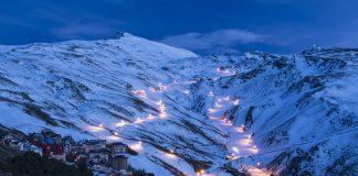 la estación ha superado los primeros días de las vacaciones de Navidad con 68 kilómetros de pistas esquiables