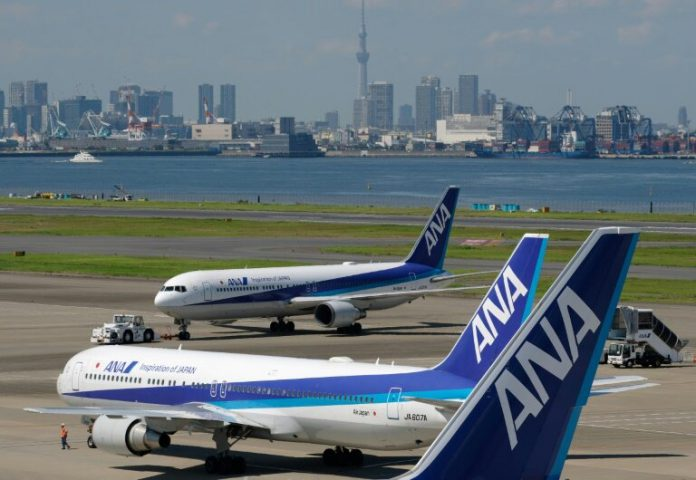 Deal marks first sale in Japan of Boeing's 737 MAX