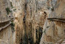 Se ha solicitado declarar el Caminito del Rey como Patrimonio Mundial de la Unesco