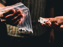 Police seized some 14 kg of drugs when the suspects were rounded up.