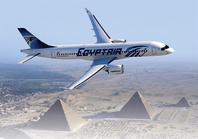 EgyptAir also had preliminary plans to start freight service to Washington D.C.