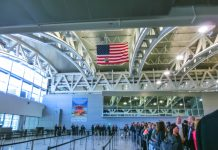 TSA said on Friday it had an unscheduled absence rate of 5.1 percent Thursday compared to a 3.3 percent rate a year ago.