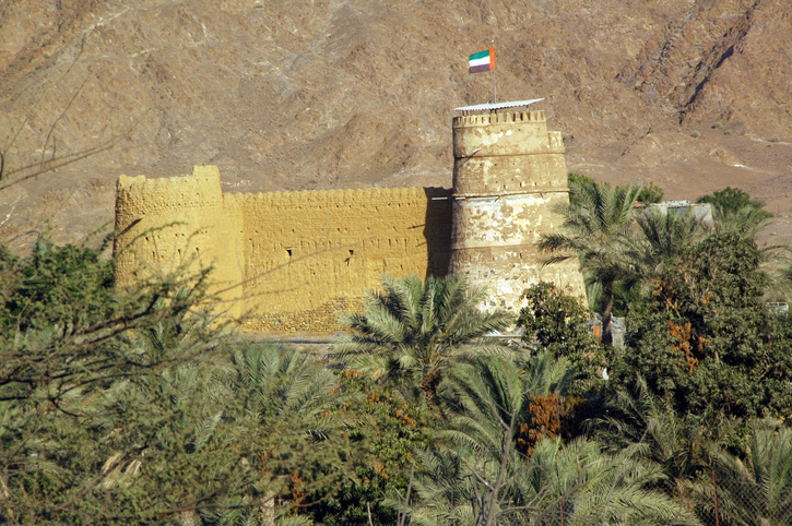 Fuerte-Al-Bithna-Fujairah