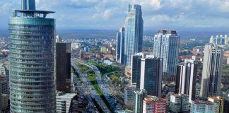 Distrito de negocios de Estambul