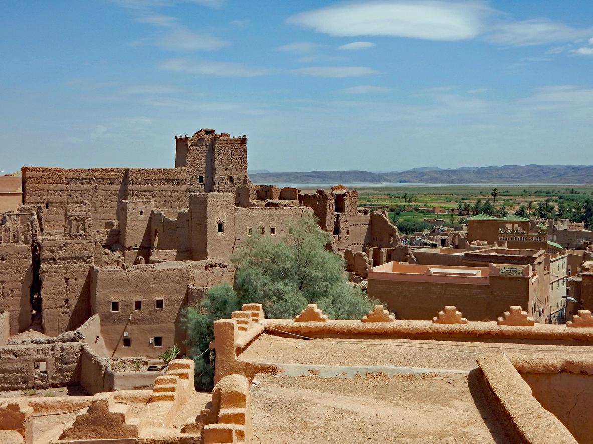Kazba Taourirt – Ouarzazat